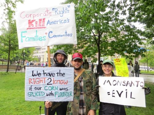 Monsanto march 2